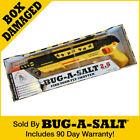 Damaged Box Authentic BUG-A-SALT Reverse Yellow 2.5 Insect Eradiation Salt Gun