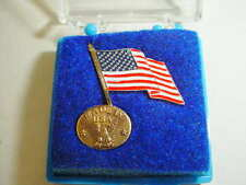 American Flag Lapel Pin - Presentation Quality
