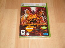 KINGDOM UNDER FIRE CIRCLE OF DOOM RPG PARA LA XBOX 360 NUEVO PRECINTADO