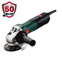 """Metabo W9-115 Quick 4 1/2"""" Compact Angle Grinder 110V"""