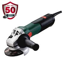 "Metabo W9-115 Quick 4 1/2"" Compact Angle Grinder 110V"