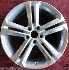 "Volkswagen VW Passat CC 2010 - 2015 OEM 18"" Hypersilver Factory Wheel Rim  69924"
