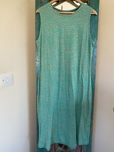 Gudrun Sjoden Krusa Lyocell Dress L (18)