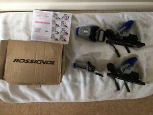 Rossignol FD60 Ski Bindings, New, still in the original box