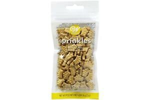 Sprinkles - Gold Crowns - 56g