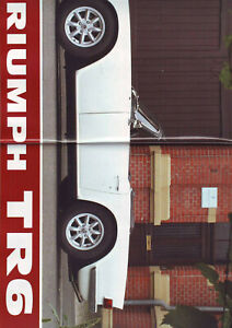 British Classic Cars 6/06 Triumph TR6 / MGB GT V8 /Range Rover 2006/Aston Martin