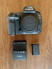 Canon EOS 5D Mark IV with Canon Log. Low shutter count, 4K, 30.4 MP, Excellent!