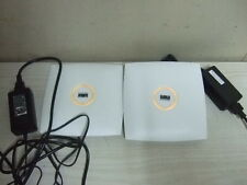 LOT OF 2 Cisco Aironet 1130AG Wireless Access Point AIR-AP1131AG W/POWER SUPPLY