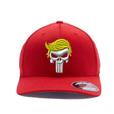 Keep America Great hat  Flexfit Cap President 2020 Punisher Trump MAGA KAG hat