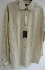 "Paul Smith Double Cuff CLASSIC FIT Shirt ""LONDON"" 16.5"" Eu 42 RRP £210"