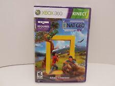 Kinect Nat Geo TV: America the Wild - Xbox 360 Game Brand New