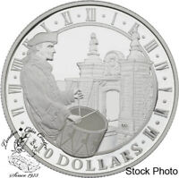 Canada 2006 $10 Fortress of Louisbourg Silver Coin