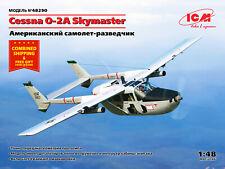 Icm 48290 - 1/48 - Cessna O-2A Skymaster, American Reconnaissance Aircraft 188mm