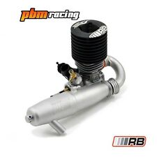 MEGA SALE RB .21 BLACK Buggy RC Nitro Engine Plus EFRA 2045 Pipe COMBO