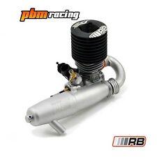 Mega Venta RB .21 Negro Buggy Rc Nitro Motor Plus Efra 2045 Combo De Tubo