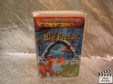 The Land Before Time VIII: The Big Freeze (VHS, 2001, Clamshell)