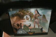 Barbie Wonder Woman Diana and Steve Paradise Island Gift Set - New in Box DWF48