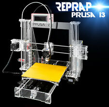 Prusa i3 RepRap 3D Printer DIY Kit (Unassembled)
