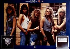 Treat - 1989-promoplakat-organized crime