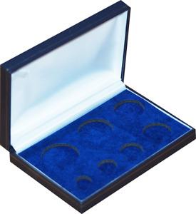 1887-1893 Victoria Jubilee Head Silver Coin set box