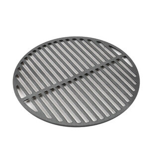 Barbecue Cast Iron Cooking Grate Round Grill Rack Net BBQ Grill Grid Replacement