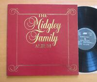 The Midgley Family Album NEAR MINT Gatefold Walter Midgley Tenor MVM 4458