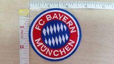 Bayern Munchen Munich soccer football iron-on embroidered patch emblem applique
