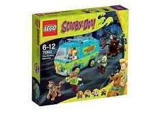 LEGO Scooby Doo/75902 LA MACCHINA DEL MISTERO/NUOVO SIGILLATO ✔ ✔ veloce P & P ✔ ben imballato ✔