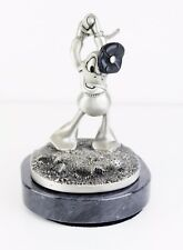 Chilmark Mickey's Country Club Teed Off Pewter Donald Duck Le 694/950