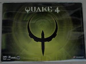 "Ideazon Quake 4 FragMat Gaming Mousepad - NEW - 11.88"" x 8.75""  BRAND NEW"