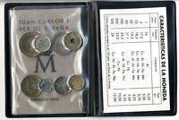 Set cartera FNMT España monedas pesetas 1996 Spain coins