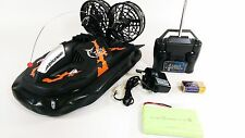 Super RC Hovercraft Radio Remote control Speed Boat RC toys Gift Twin Motor RTR