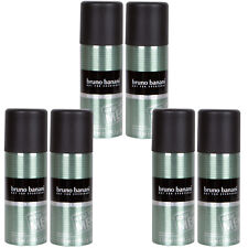 Bruno Banani MADE FOR MEN  6 x 150 ml Deo Spray Deodorant for man