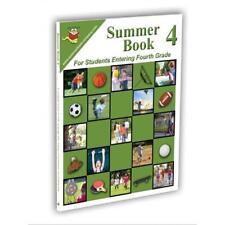 Summer Fourth Grade Book Phonic Math Operation Writing Language Reading Thinking