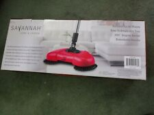 Savannah 360 degree Rotating Sweeper Shg-498 Home & Garden