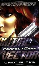 Initial Vector by Greg Rucka (2006, Paperback)