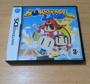 BOMBERMAN LAND TOUCH DS With Manual VGC