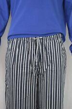 M&S Mens COTTON Stay Soft Checked Pyjamas Pjs Check Cotton Bottoms Set S M L