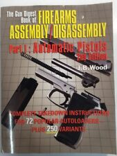 Gun Digest Book Of Firearms Automatic Pistols (1999,Softback) PreownedBook.com