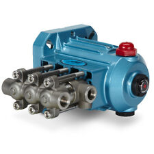 "CAT 2SFQ25SEEL Pump End with ""Q"" Valves, 2.5 gpm, 1200 psi, 316 Stainless Steel"