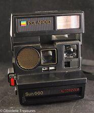 Polaroid Sun 660 Autofocus Instant Film Camera