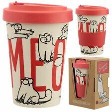 Simons cat Reusable screw top Travel Mug