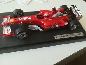 Ferrari F 2003 GA Der Hai M. Schumacher W. C. 2003 Marlboro  1:18 TOP
