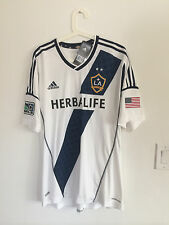 Sale!New W/Tags! 2012-13 La Galaxy Home #23 Beckham Formotion Player Issue Shirt