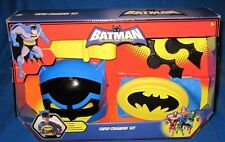 Batman The brave And The Bold Caped Crusader Kit Halloween Costume NEW N6283