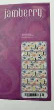 Jamberry Nail Wraps Sailboats, White Background 8P19- Sbexclusive 2-0815