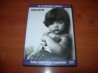 LA REVOLUCIÓN CUBANA - ANTES DEL 59 - DVD