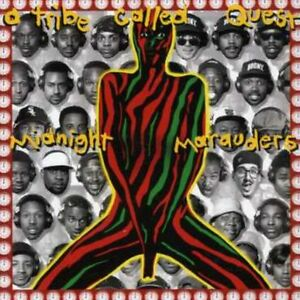 A Tribe Called Quest - Midnight Marauders [New CD] Explicit