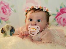 Mackenzie Reborn Doll *KIT* By Jessica Schenk