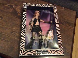2004 Hard Rock Cafe Rock Star Barbie Doll Collector Doll G7195